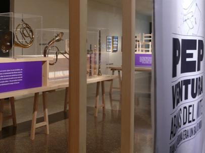 Exposició Pep Ventura